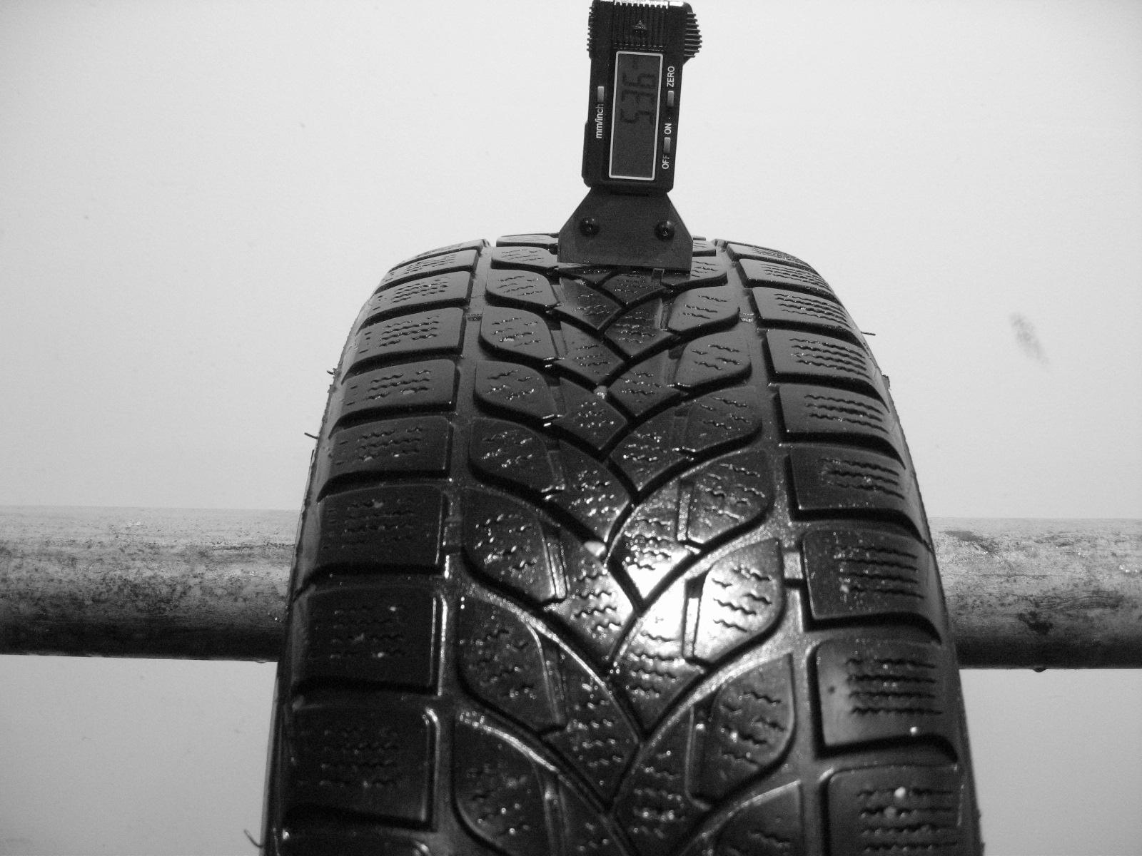 Použité-Pneu-Bazar - 185/60 R14 LASSA SNOWAYS ERA -kusovka-rezerva 3mm