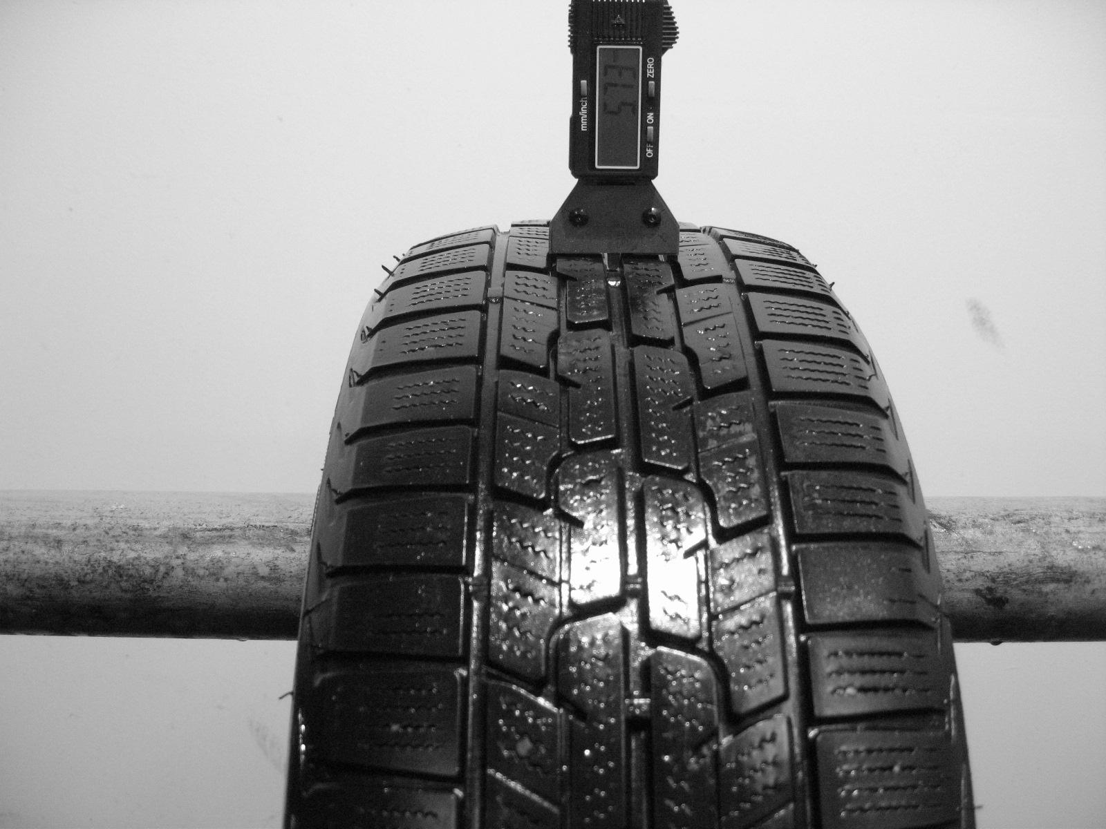 Použité-Pneu-Bazar - 185/60 R14 FIRESTONE WINTERHAWK 2 EVO -kusovka-rezerva 3mm