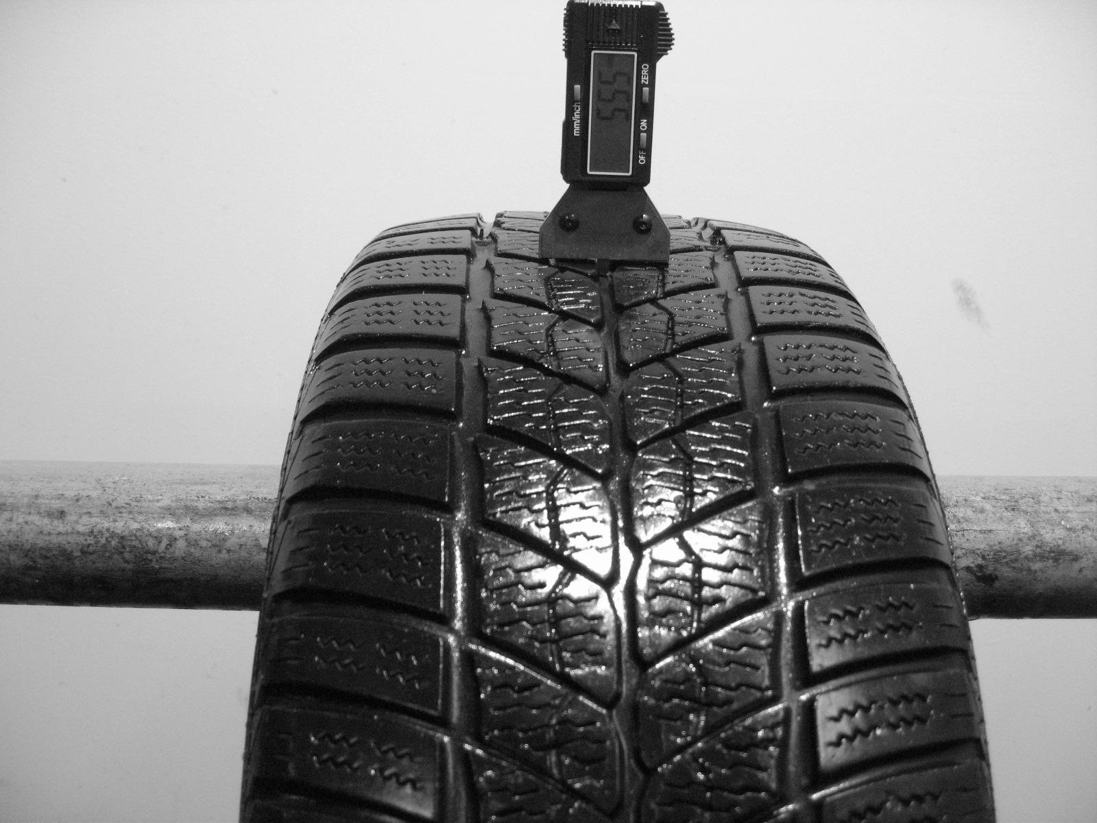 Použité-Pneu-Bazar - 195/55 R15 BARUM POLARIS 2-kusovka-rezerva 3mm