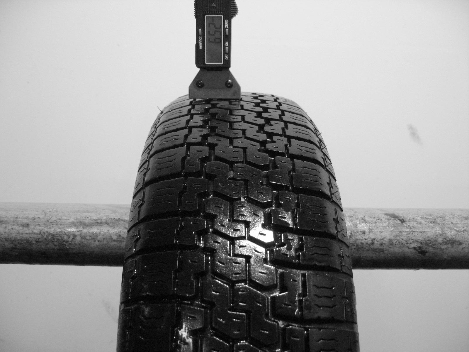 Použité-Pneu-Bazar - 165/65 R14 CONTINENTAL CONTACT CT21 -kusovka-rezerva 3mm