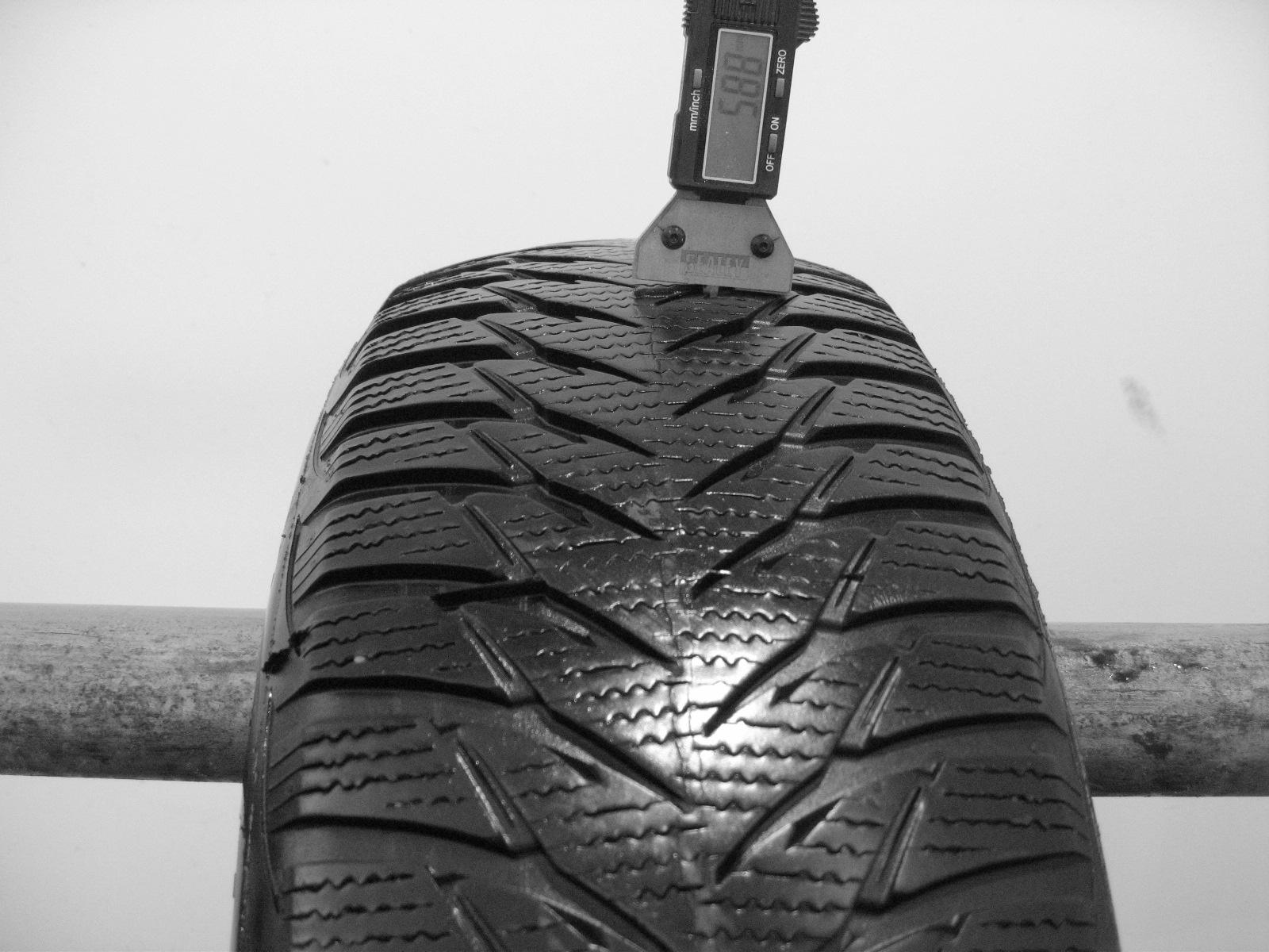 Použité-Pneu-Bazar - 195/65 R15 GOODYEAR ULTRAGRIP 8 -kusovka-rezerva 3mm