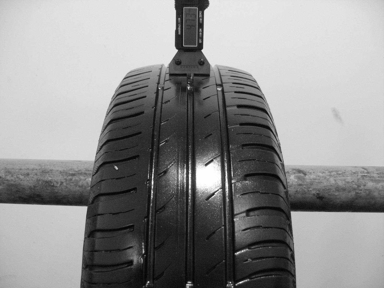 Použité-Pneu-Bazar - 185/70 R14 CONTINENTAL CONTIECOCONTACT 3 -kusovka-rezerva 4mm