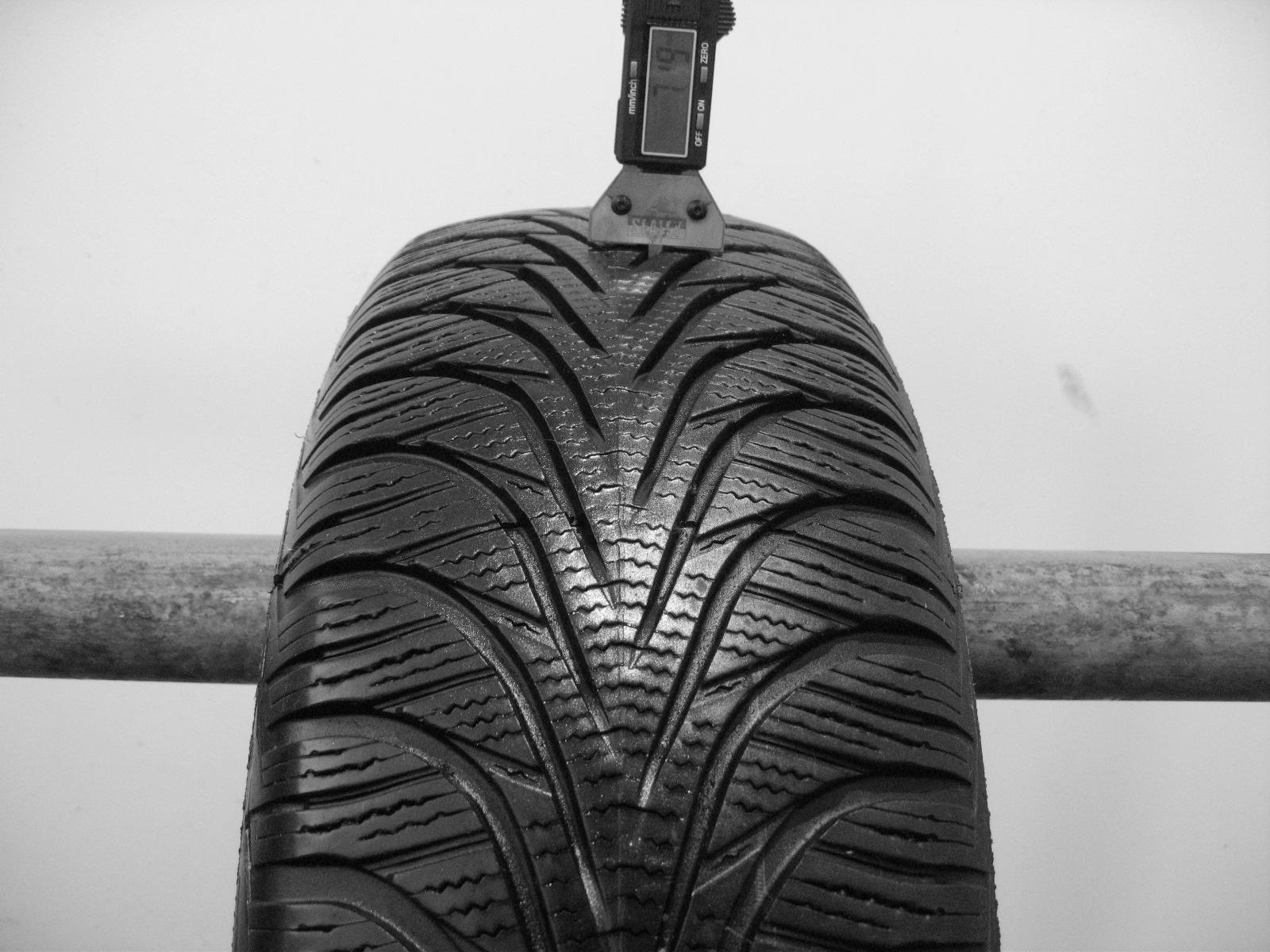 Použité-Pneu-Bazar - 195/65 R15 GOODYEAR ULTRAGRIP 6 -kusovka-rezerva 3mm