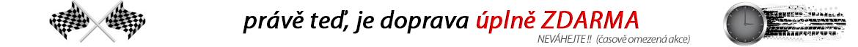 Doprava je nyní až do odvolání úplně ZDARMA